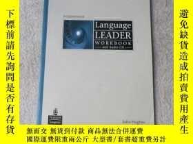 二手書博民逛書店Language罕見Leader: Workbook Inter