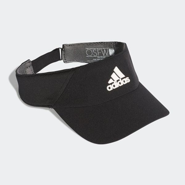 ADIDAS 19FW  運動帽 遮陽帽 中空帽 太陽帽 CLIMALITE VISOR系列  DT8536 【樂買網】