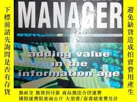 二手書博民逛書店Intelligent罕見Manager: Adding Val