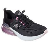 SKECHERS系列-AIR STRATUS 女款黑粉運動氣墊休閒鞋-NO.149123BKPK