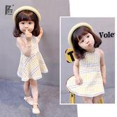 女寶寶夏裝0-1一歲小女童連衣裙嬰兒背心裙公主3-5-6兒童夏天裙子