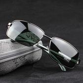 太陽眼鏡 偏光太陽眼鏡墨鏡男紳士款防紫外線 台北日光