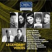 【停看聽音響唱片】【CD】Orfeo廠牌40週年紀念 傳奇名聲樂家