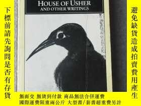 二手書博民逛書店The罕見fall of the House of Usher