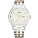 CITIZEN 星辰 羅馬紳士機械腕錶 NH7506-81A