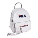 Fila 後背包 Backpack 白 藍 男女款 兒童款 小包包 運動休閒 【PUMP306】 BPT9003WT
