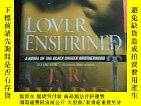 二手書博民逛書店Lover罕見EnshrinedY32667 J.R. Ward