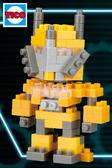 【Tico微型積木】戰鬥機器人-黃 (3008)