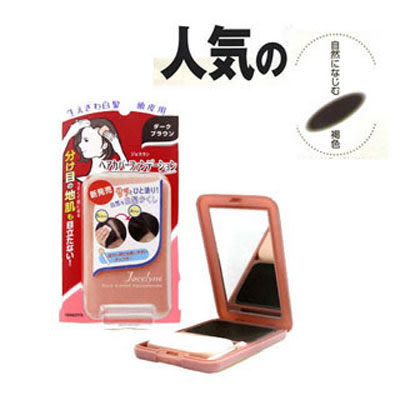 YANAGIYA 日本柳屋 (白髮不見了!)髮用遮瑕粉餅 13g [QEM-girl]