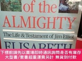 二手書博民逛書店Shadow罕見of the Almighty:The Life&Testament of Jim Elliot奇