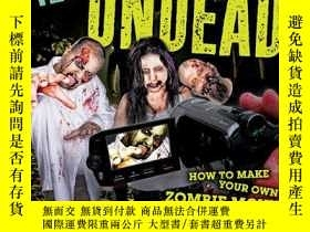 二手書博民逛書店Filming罕見the Undead: How to Make