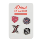 Deus Ex Machina Pin Pack 1 別針-男/女(多色)