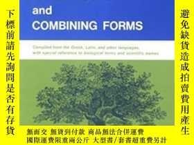 二手書博民逛書店Dictionary罕見Of Word Roots And Combining FormsY255562 Do
