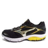 Mizuno Wave Impetus 4 [J1GC161319] 男鞋 運動 慢跑 路跑 馬拉松 吸震 美津濃 黑銀
