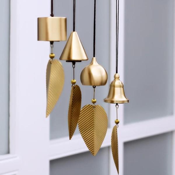純銅風鈴掛飾日式銅風鈴創意