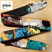 【敦煌樂器】ENO ES-007 彩繪花樣圖案背帶