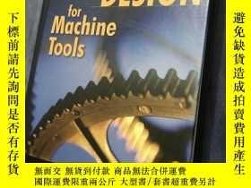 二手書博民逛書店Modular罕見Design for Machine Tool