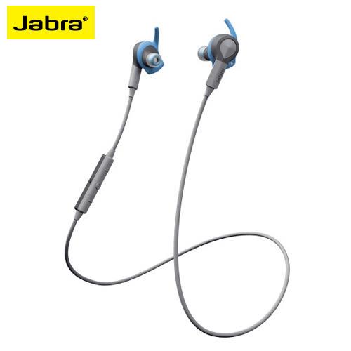 《Jabra》Coach Wireless 運動偵測藍牙耳機-藍