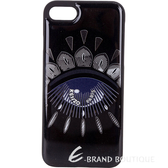 KENZO Nagai Eye iPhone 7 眼睛圖騰塑料手機殼(黑色) 1720406-01