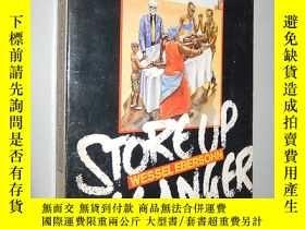 二手書博民逛書店Store罕見up the Anger (King Pengui