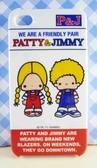 【震撼精品百貨】彼得&吉米Patty & Jimmy~iPhone4手機殼-紅白