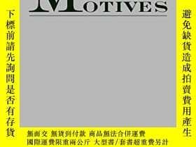 二手書博民逛書店Morals罕見From MotivesY256260 Michael Slote Oxford Univer