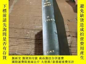 二手書博民逛書店THE罕見JOURNAL OF NEGRO HISTORY Vo