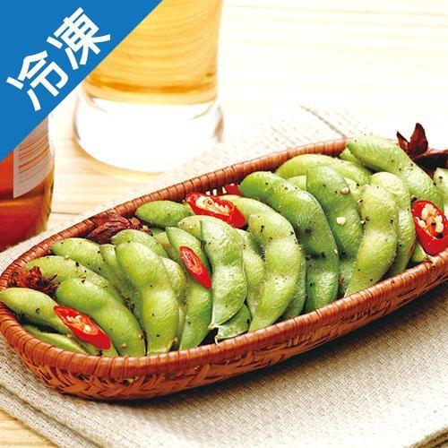永昇涼拌調味毛豆夾1KG/包【愛買冷凍】