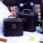 化妝包化妝箱大容量韓國專業手提便攜可愛化妝品收納包旅行洗漱包推薦(滿1000元折150元)