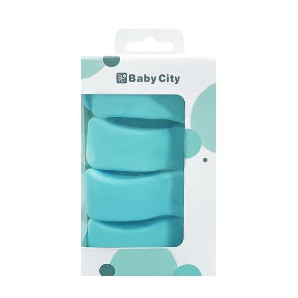 娃娃城 Baby City 多功能推車安全夾-4入裝 BB41038〔衛立兒生活館〕