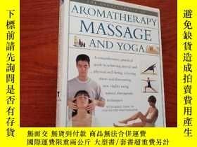 二手書博民逛書店the罕見Encyclopedia of Aroma , Massage and YogaY23625 McG