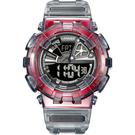 Transformers 變形金剛 聯名限量玩色潮流腕錶(密卡登)LM-TF002.MT41T.141.1TB