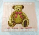 【震撼精品百貨】日本泰迪熊~方巾『粉』