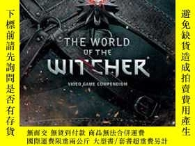 二手書博民逛書店The罕見World Of The WitcherY364682 Cd Projekt Red Dark Ho