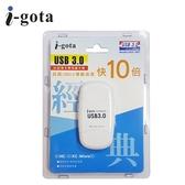 i-gota USB 3.0 SD記憶卡專用讀卡機 CRU3-7007