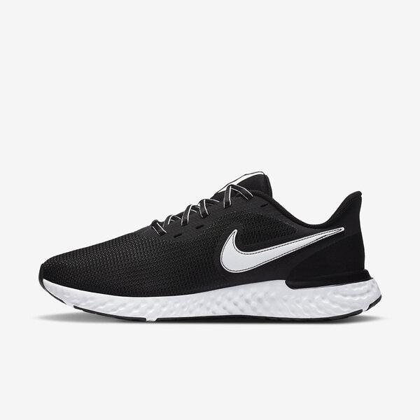 Nike Revolution 5 Ext [CZ8591-001] 男鞋 慢跑 運動 休閒 支撐 緩衝 穿搭 黑 白