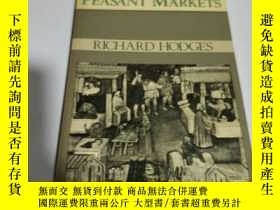 二手書博民逛書店PRIMITIVE罕見AND PEASANT MARKETS:原