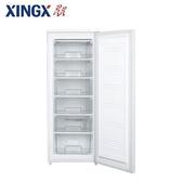 *~新家電錧~*【星星XINGX XFL-230JD】198L直立式冷凍櫃【實體店面】
