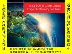 二手書博民逛書店Supply罕見Chain Management Strategy: Using Scm To Create Gr