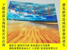 二手書博民逛書店蘇富比INTERNATIONAL罕見REAITY RESIDE