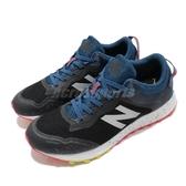 New Balance 慢跑鞋 Fresh Foam Arishi Wide 寬楦頭 黑 藍 童鞋 中童鞋 緩震跑鞋 運動鞋 【ACS】 YATARIBLW