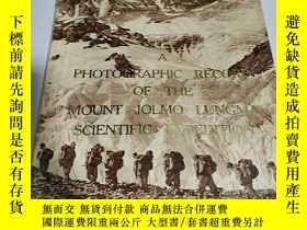 二手書博民逛書店A罕見PHOTOGRAPHIC RECORD OF THE MO