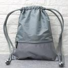 束口袋抽繩後背包男女通用防水輕便折疊運動簡易背包健身包袋 韓國時尚週