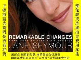 二手書博民逛書店Remarkable罕見ChangesY364682 Seymour, Jane Harpercollins