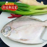 鮮美家.富貴白鯧組(200g-300g/尾,共2尾) ﹍愛食網