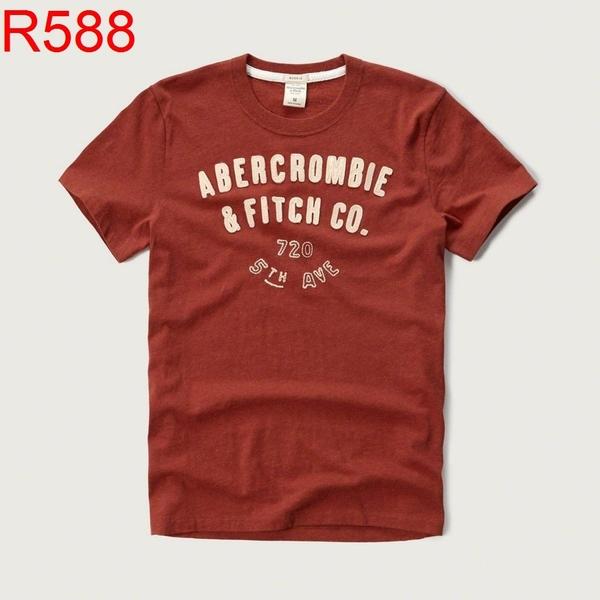 AF Abercrombie & Fitch A&F A & F 男 當季最新現貨 T-SHIRT AF R588