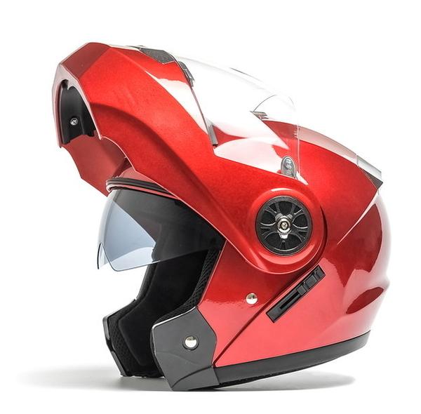 賽車型全罩式安全防摔防撞安全帽 騎士機車 完整包覆