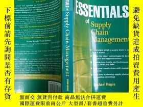 二手書博民逛書店Essentials罕見of Supply Chain Management Second Edition 【英文