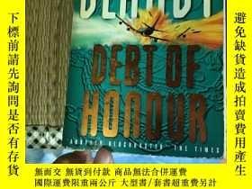 二手書博民逛書店TOM罕見Clancy Debt of HonorY32667