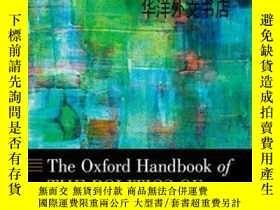 二手書博民逛書店【罕見】The Oxford Handbook Of The Politics Of International
